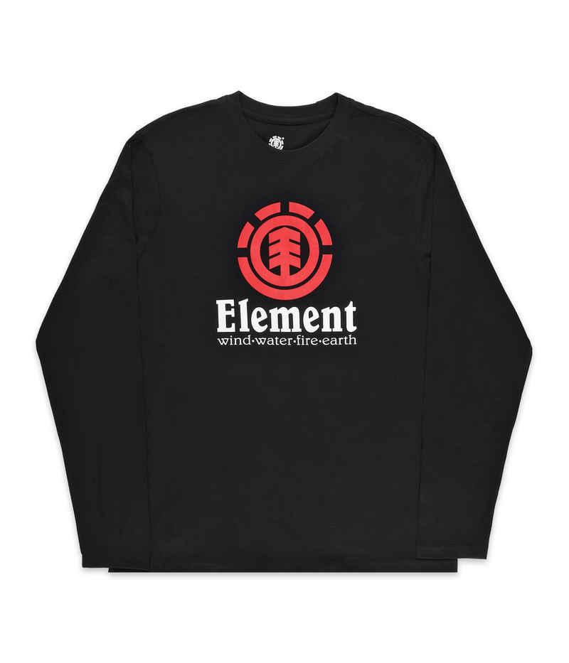 Element Vertical Longsleeve (flint black 2)