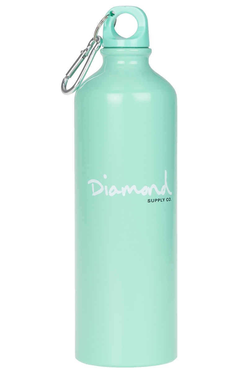 Diamond Aluminium Borraccia