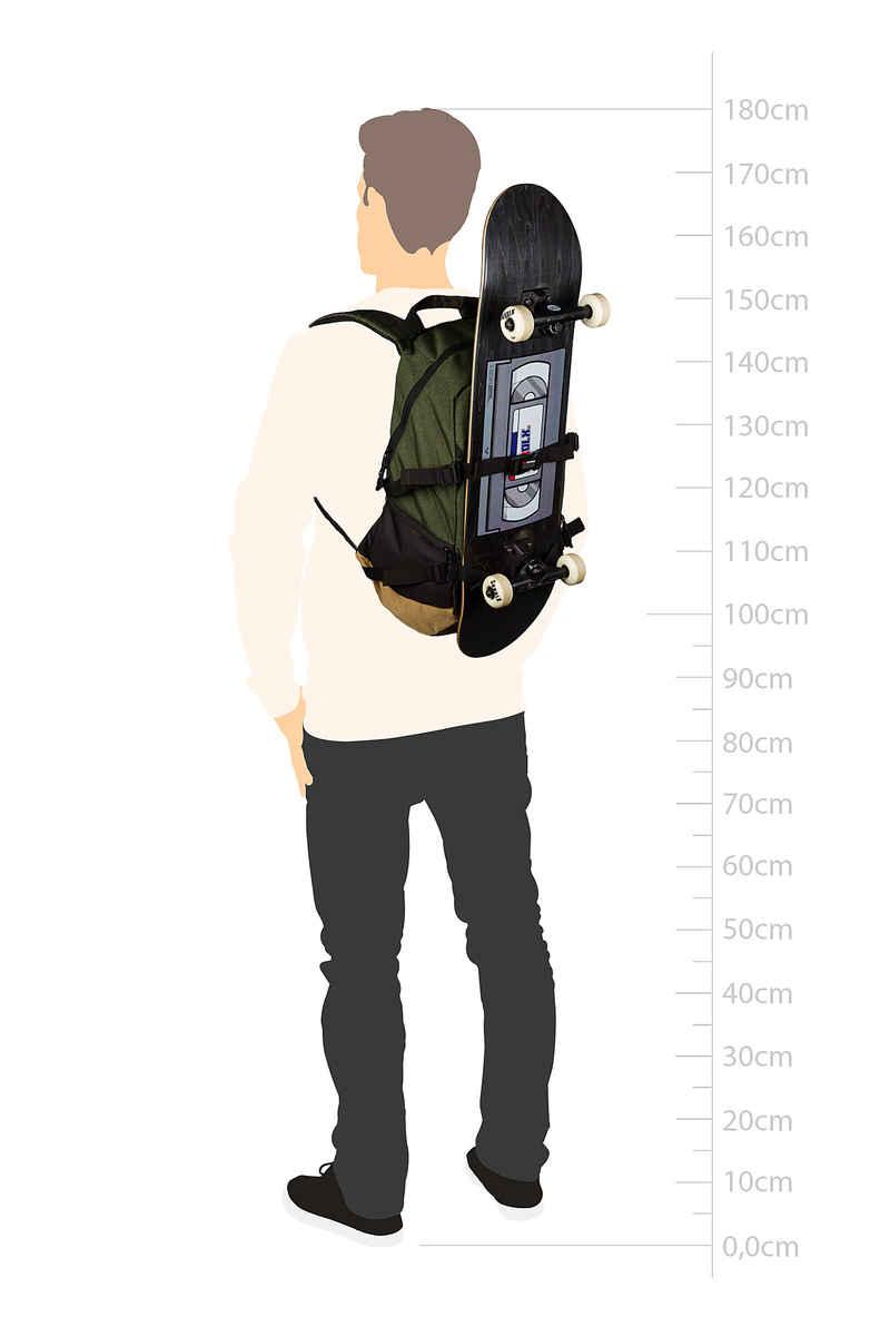 Element Jaywalker Backpack 30L (moss heather 2)