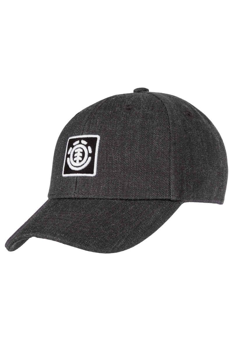 Element Treelogo Snapback Cap (charcoal heather)