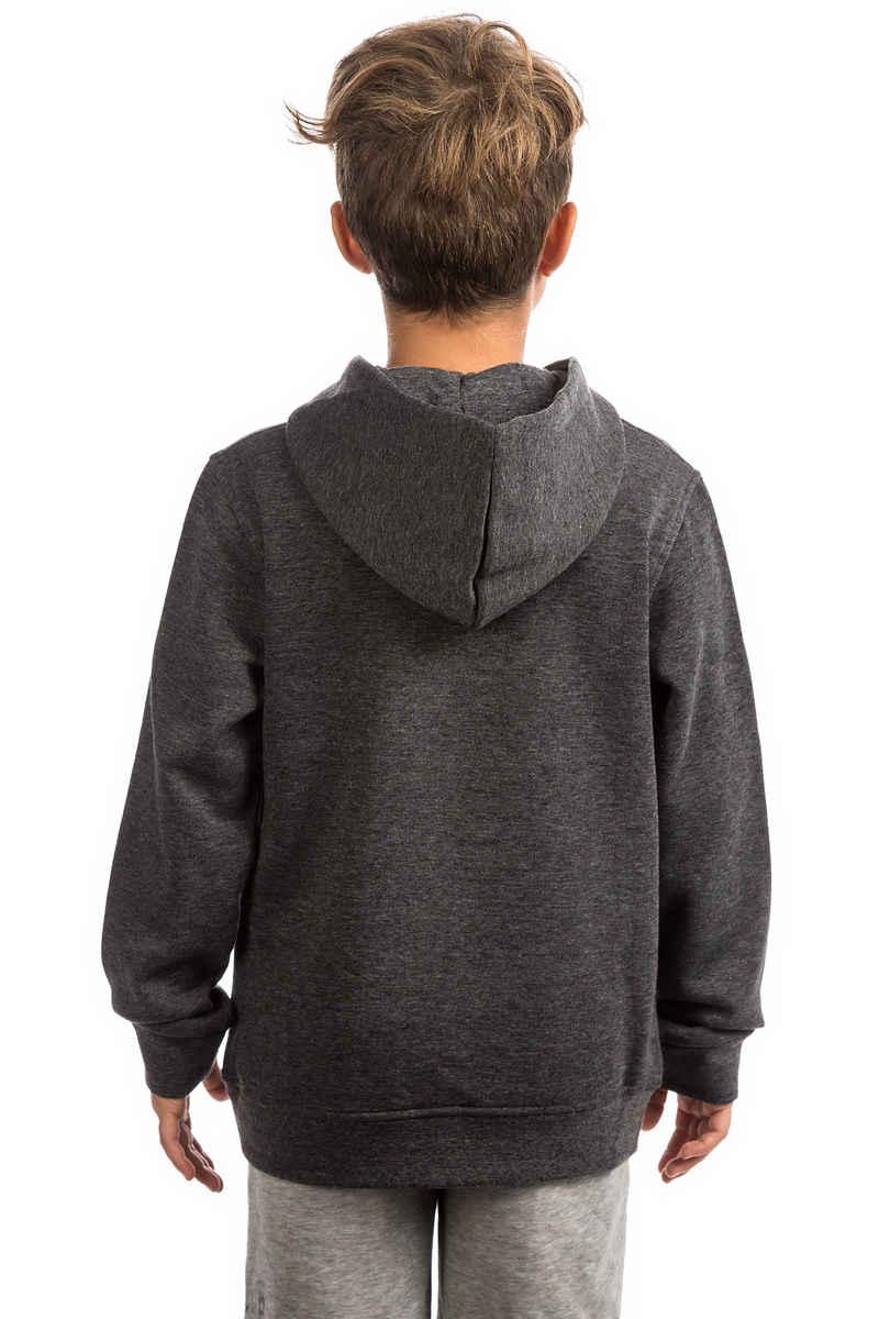 Element Vertical Hoodie kids (charcoal heather)