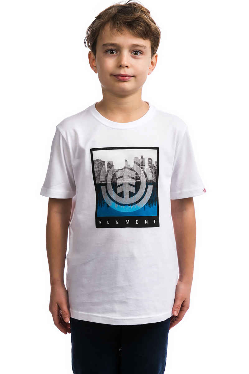 Element Reflection T-Shirt  (optic white)