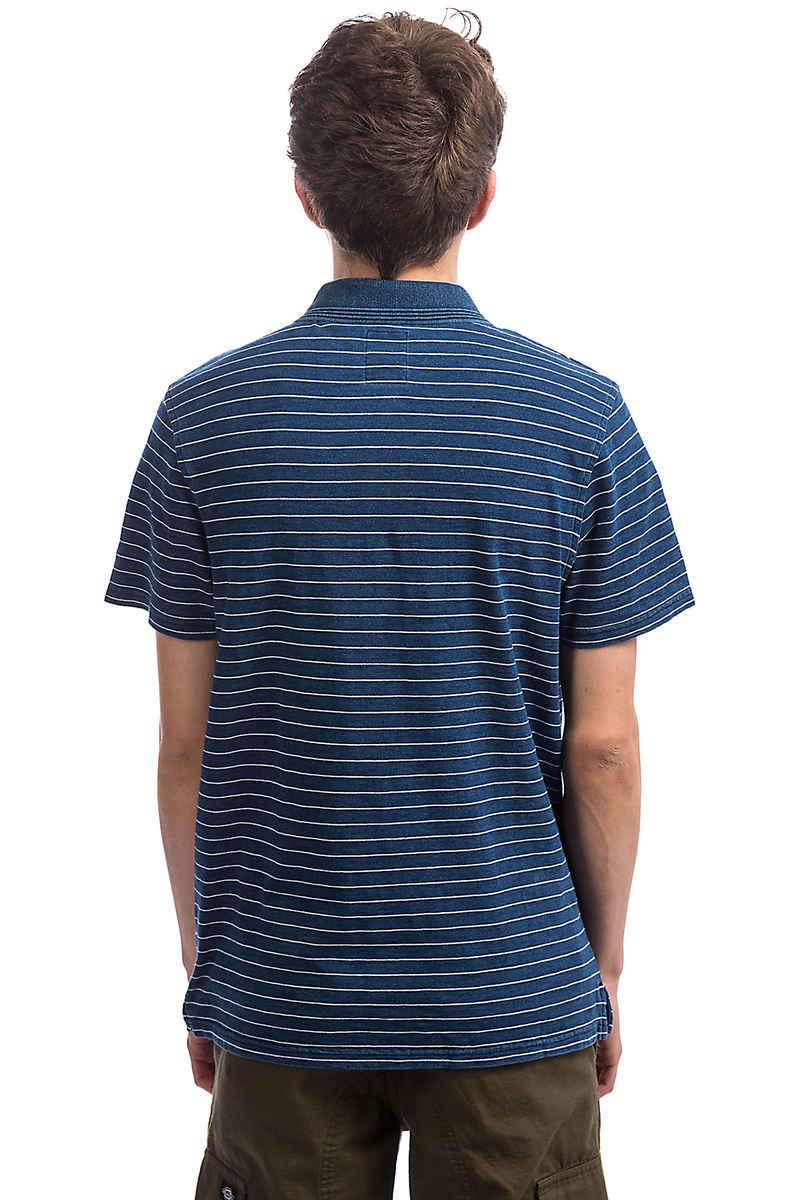 Element Colter A Polo-Shirt (indigo)
