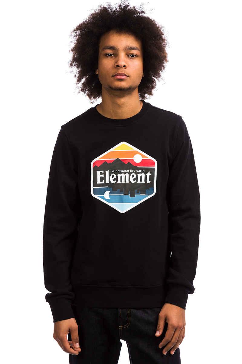 Element Dusk Sweatshirt (flint black)
