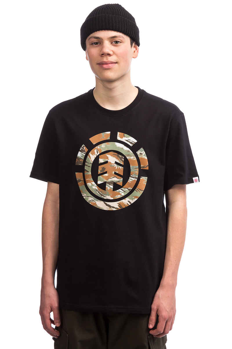 Element Sawtooth T-Shirt (flint black)