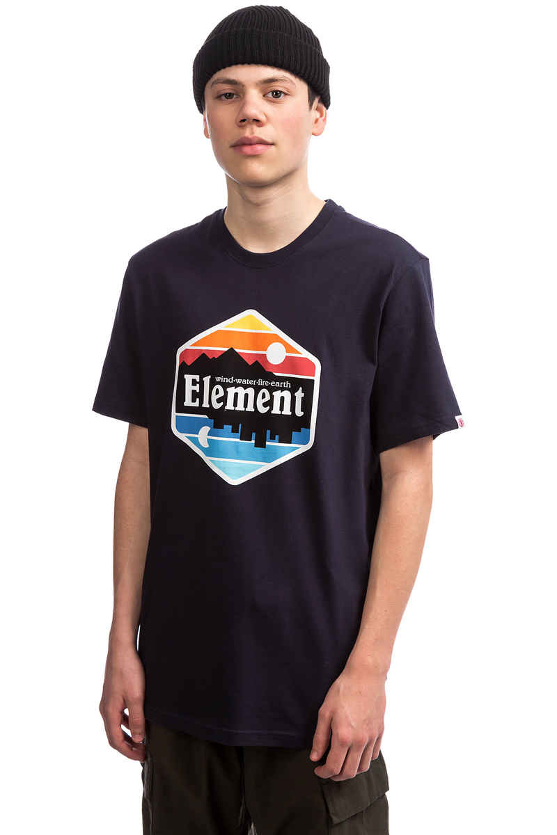 Element Dusk T-Shirt (eclipse navy)