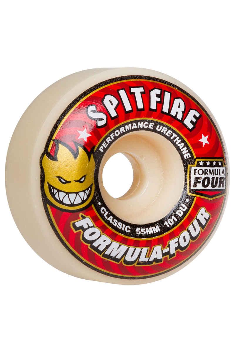 Spitfire Formula Four Classic Ruote 55mm 101A pacco da 4