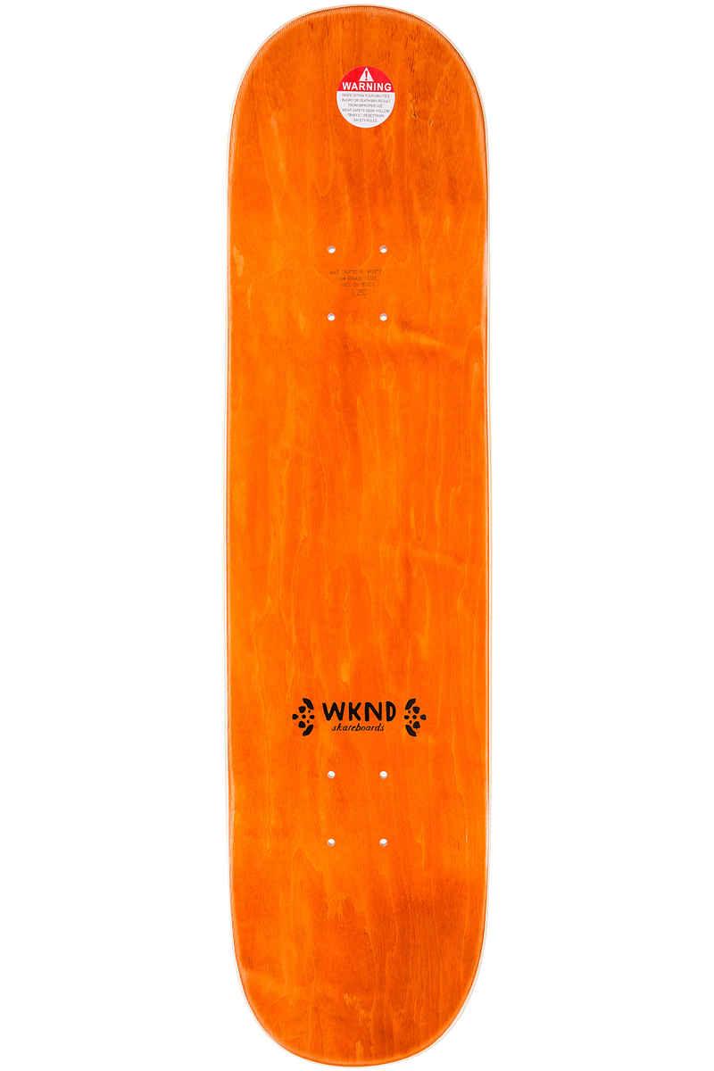 "WKND Gillette Collage Oranges 8.25"" Deck (multi)"