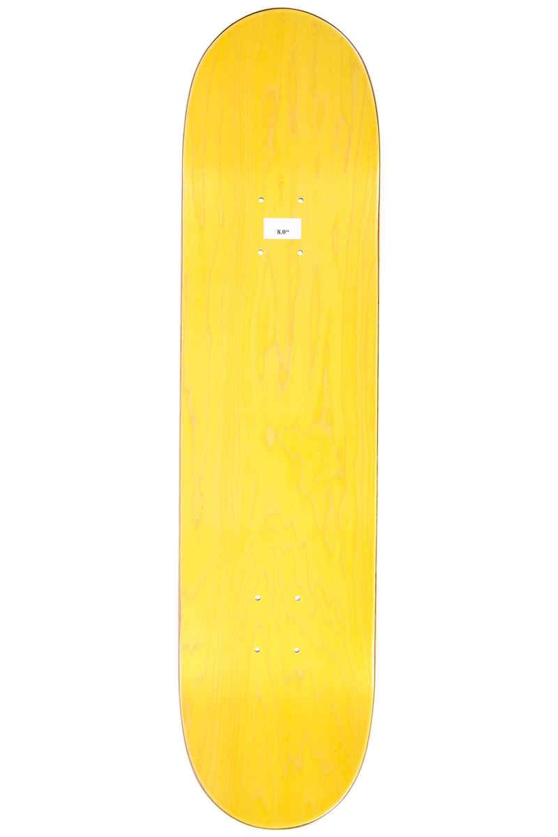"MOB Skateboards Paris 8"" Planche Skate (light blue)"