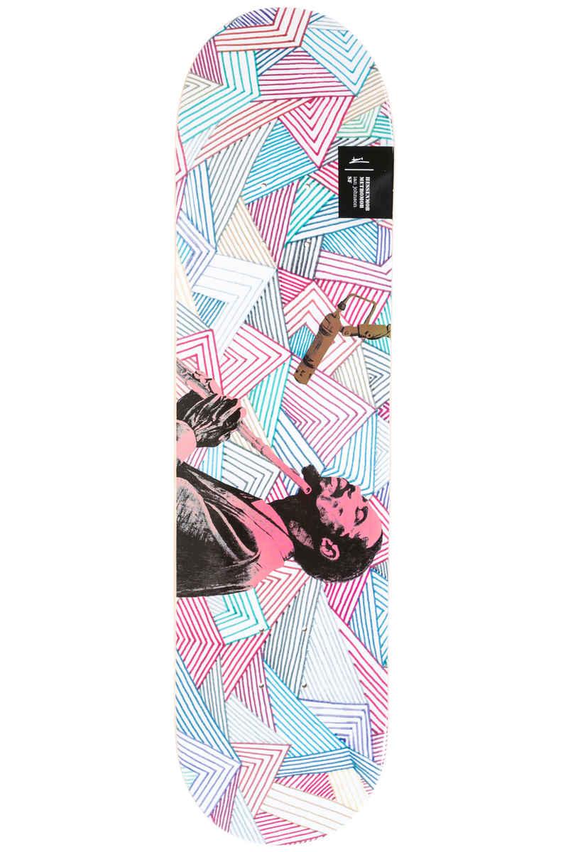 "MOB Skateboards San Francisco 8.125"" Deck (multi)"