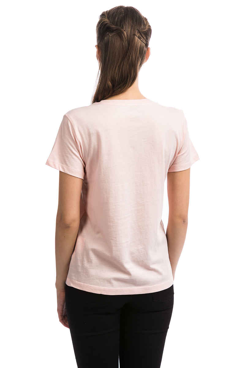Element Vertical T-Shirt women (rose quartz)