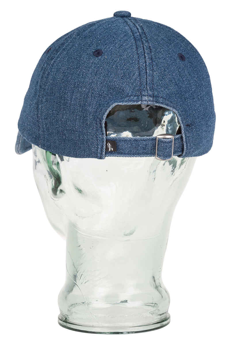 JHF Stone Washed Dad Cap (washed blue)