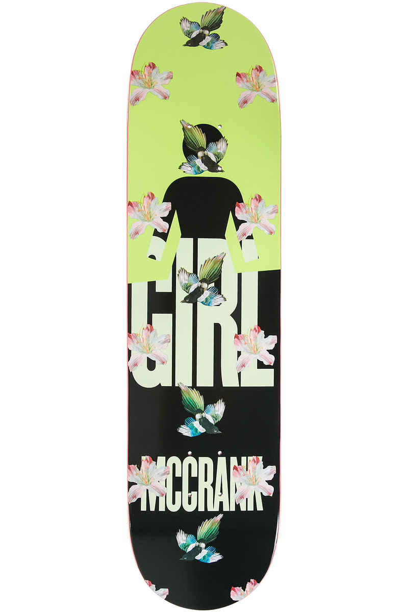 "Girl McCrank Sanctuary 8.375"" Tavola"