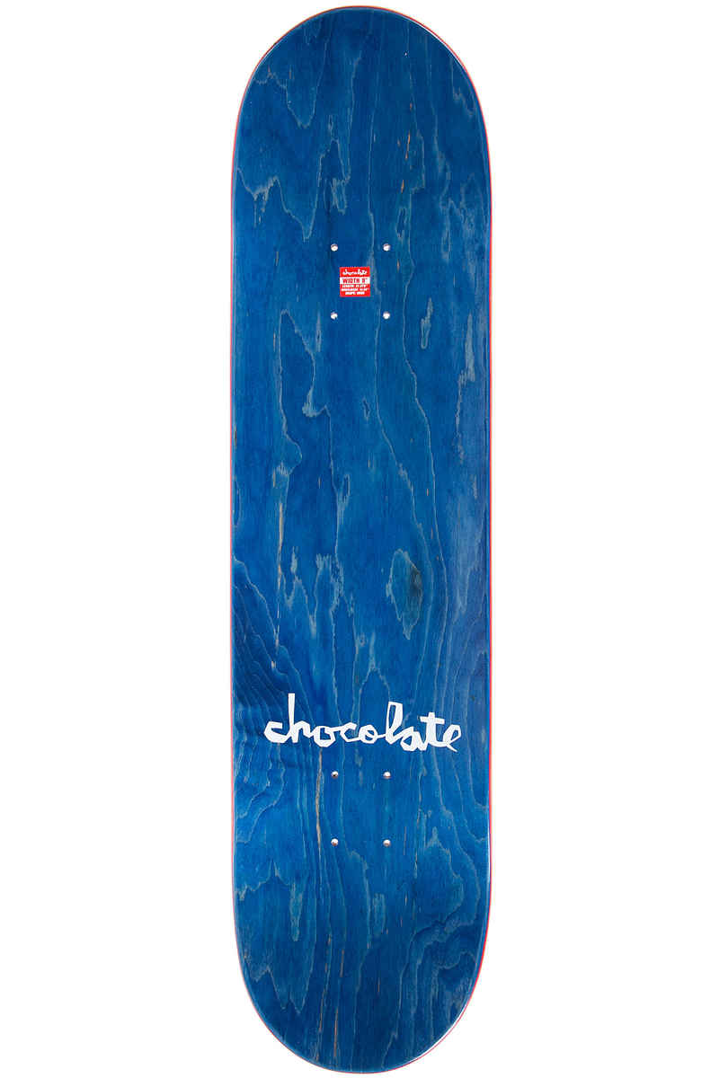 "Chocolate Alvarez Door Hangers 8"" Planche Skate (purple)"