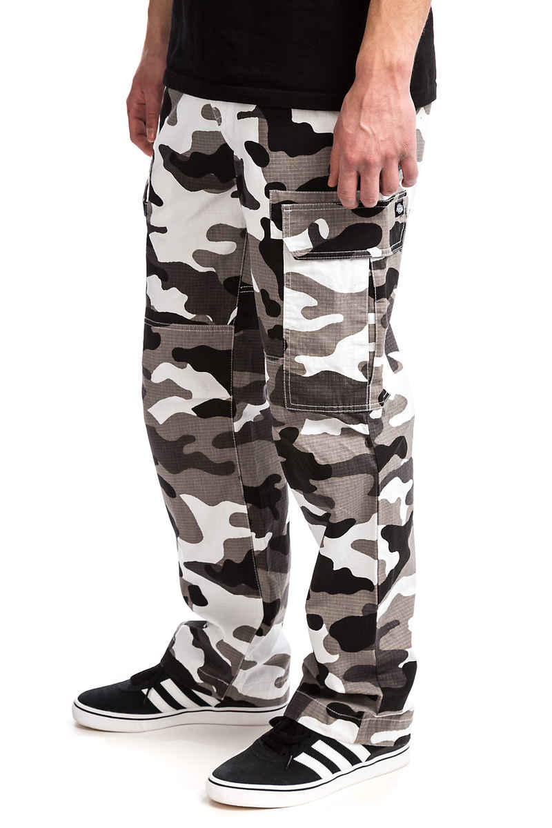 Dickies New York Hose (white camo)