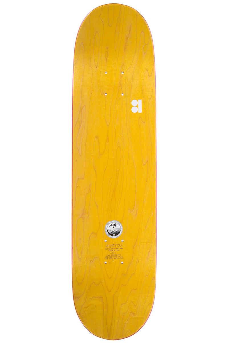 "Plan B Cole Geometrics 8.25"" Planche Skate (multi)"