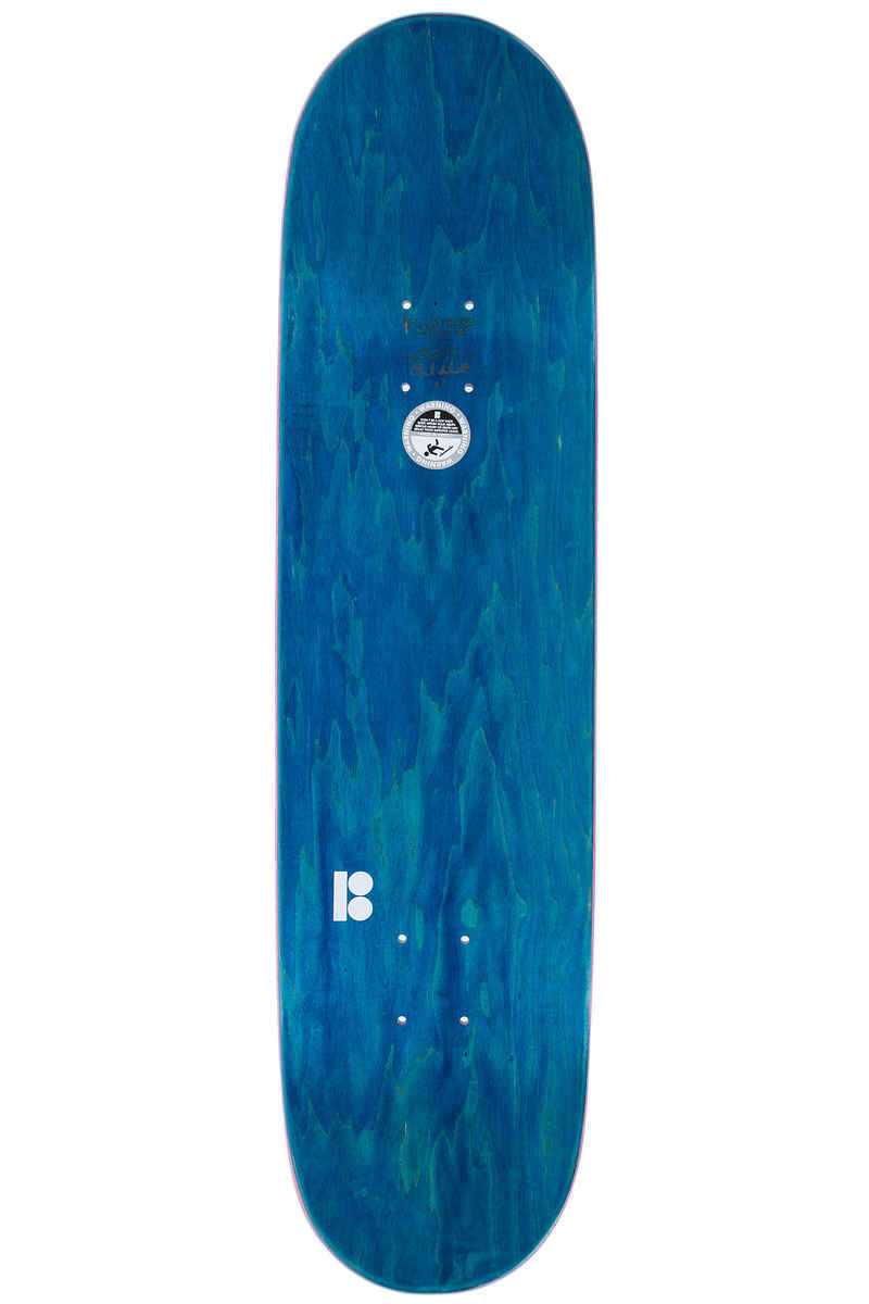 "Plan B Duffy This Machine Kills 8.375"" Planche Skate (black)"