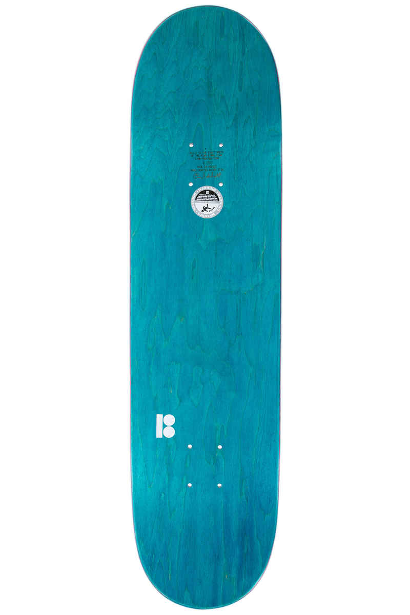 "Plan B Cole Tradition 8.25"" Planche Skate (multi)"