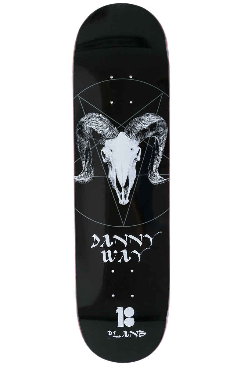 "Plan B Way Darkness BLK ICE 8.25"" Tavola"