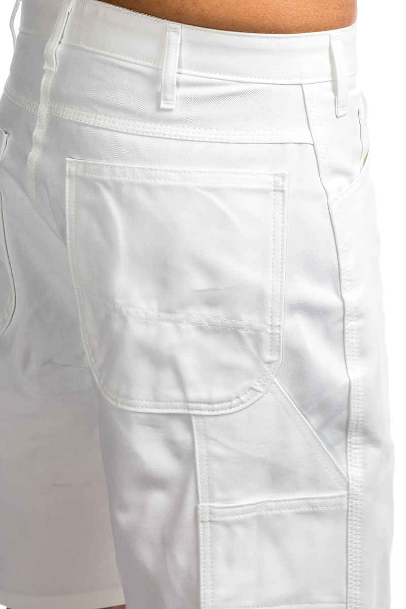 "Dickies 10"" Painters Utility Shorts (white)"