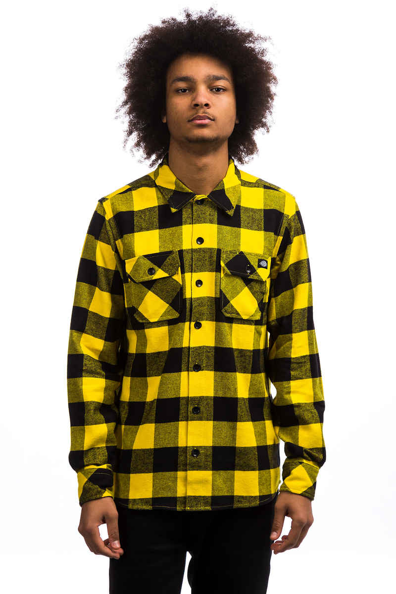 Dickies Sacramento Flannel Chemise (yellow)