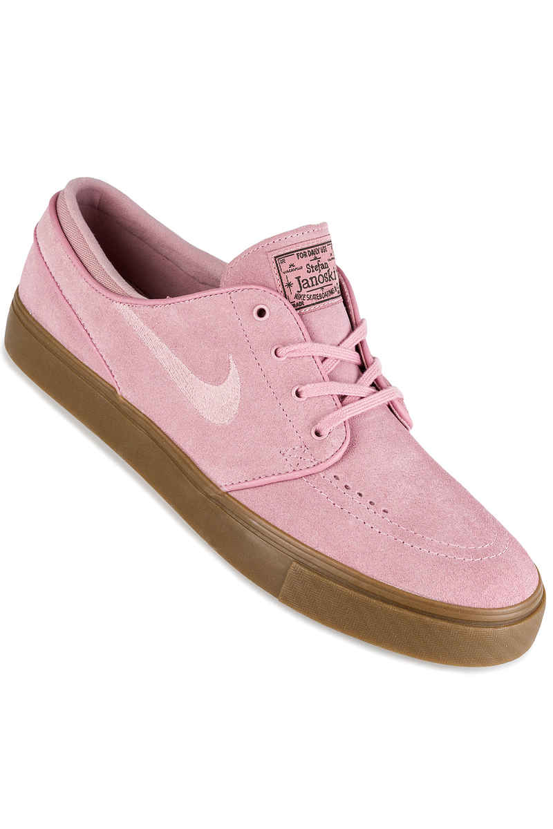Nike SB Zoom Stefan Janoski Schuh (elemental pink gum)