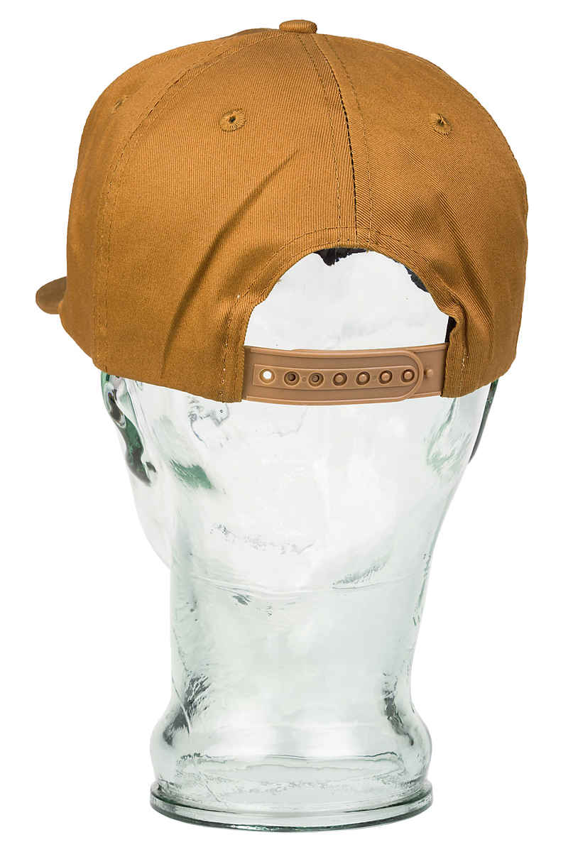 Dickies Muldoon Snapback Cap (brown duck)