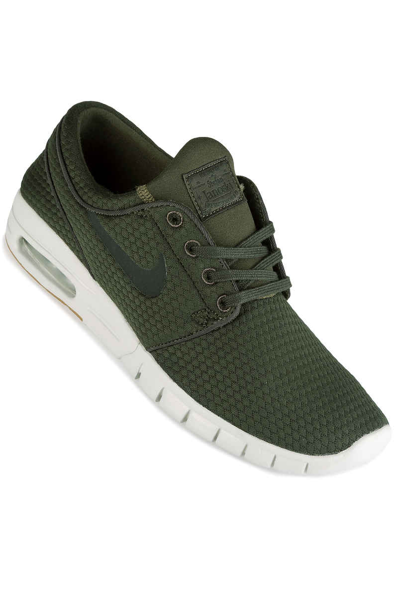 Nike SB Stefan Janoski Max Shoes (sequoia black)