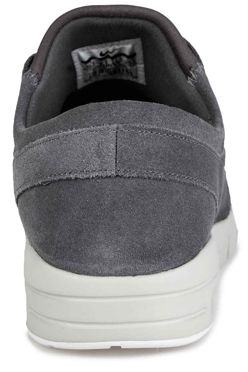 Nike SB Stefan Janoski Max Suede Schuh (dark grey light bone)