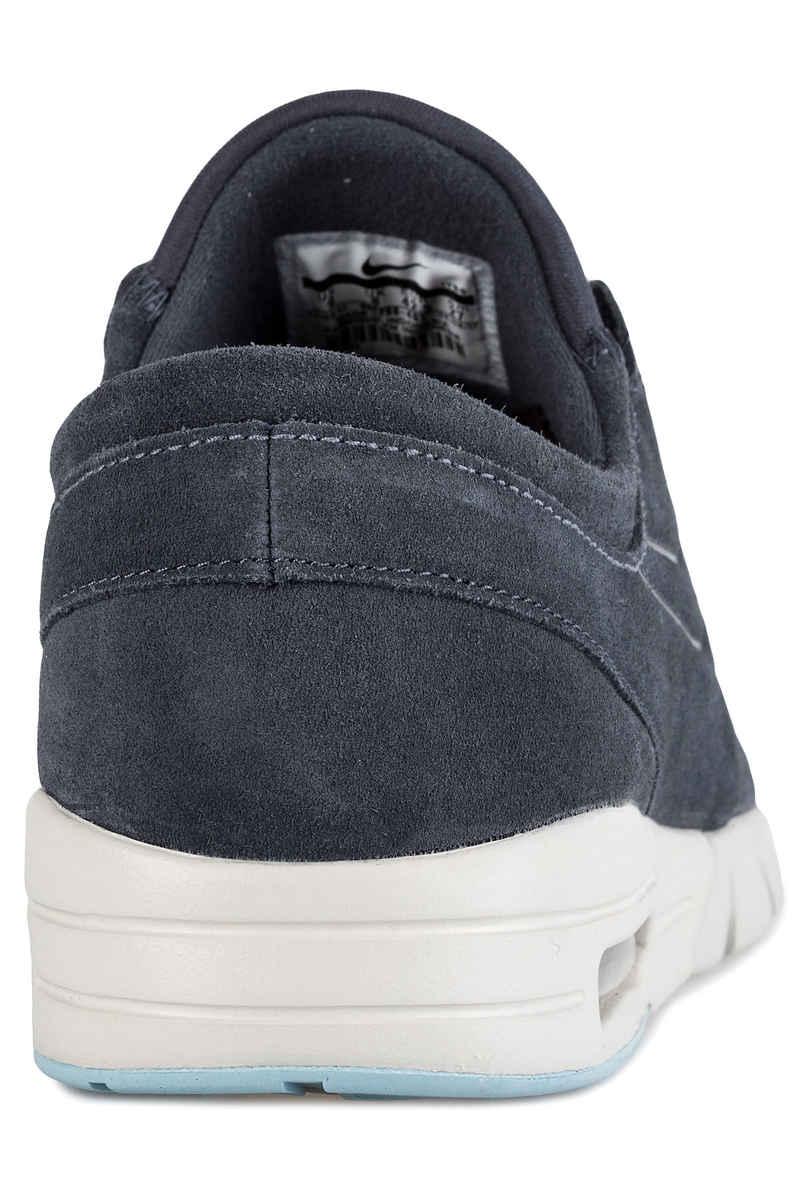 Nike SB Stefan Janoski Max Suede Shoes (thunder blue light bone)
