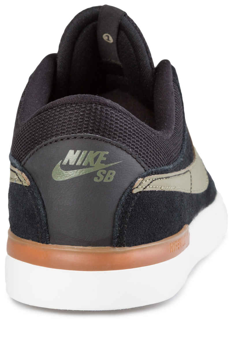 Nike SB Koston Hypervulc Zapatilla (black medium olive)