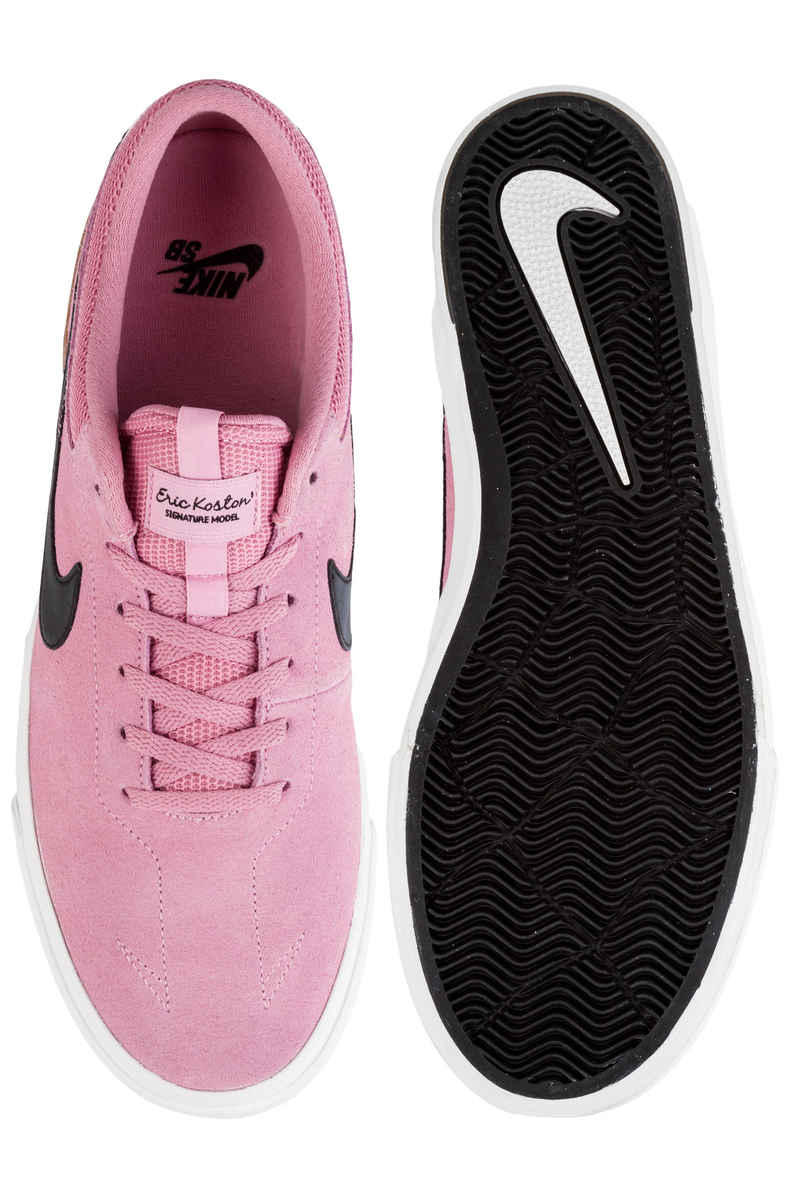 Nike SB Koston Hypervulc Shoes (elemental pink black)