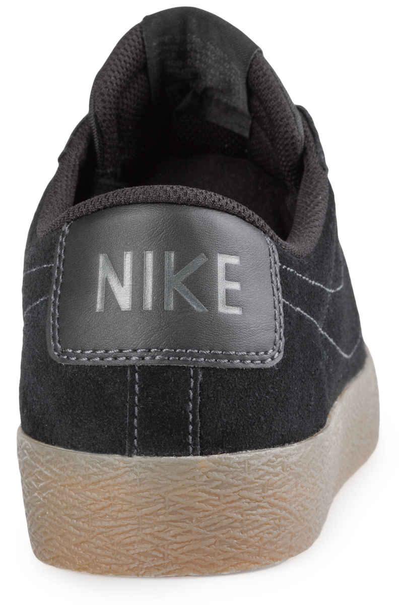Nike SB Zoom Blazer Low Chaussure (black anthracite gum)