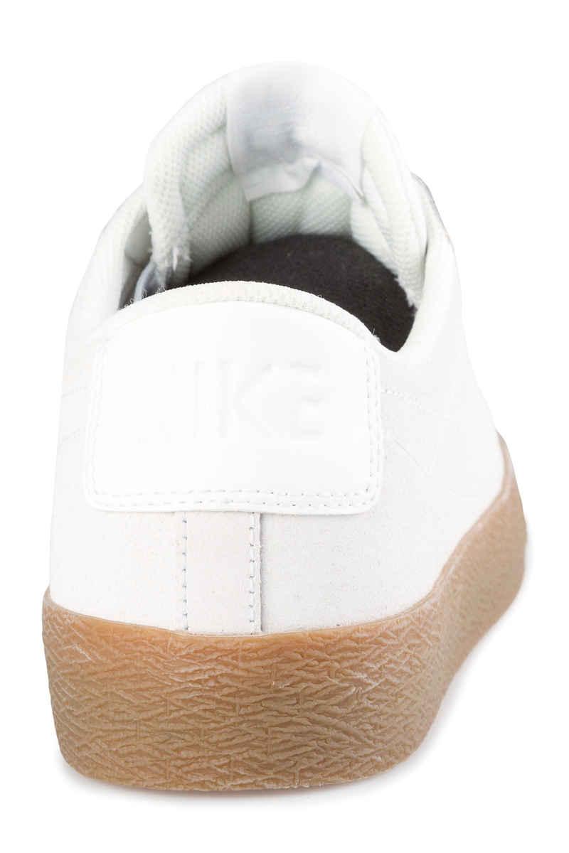 Nike SB Zoom Blazer Low Zapatilla (summit white gum)