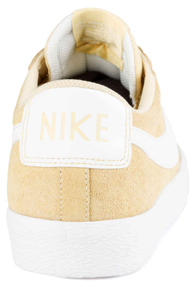 Nike SB Zoom Blazer Low Zapatilla (lemon wash summit white)