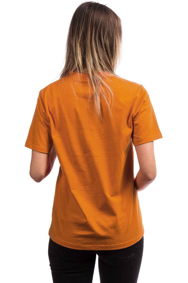 Dickies Stockdale T-Shirt women (energy orange)