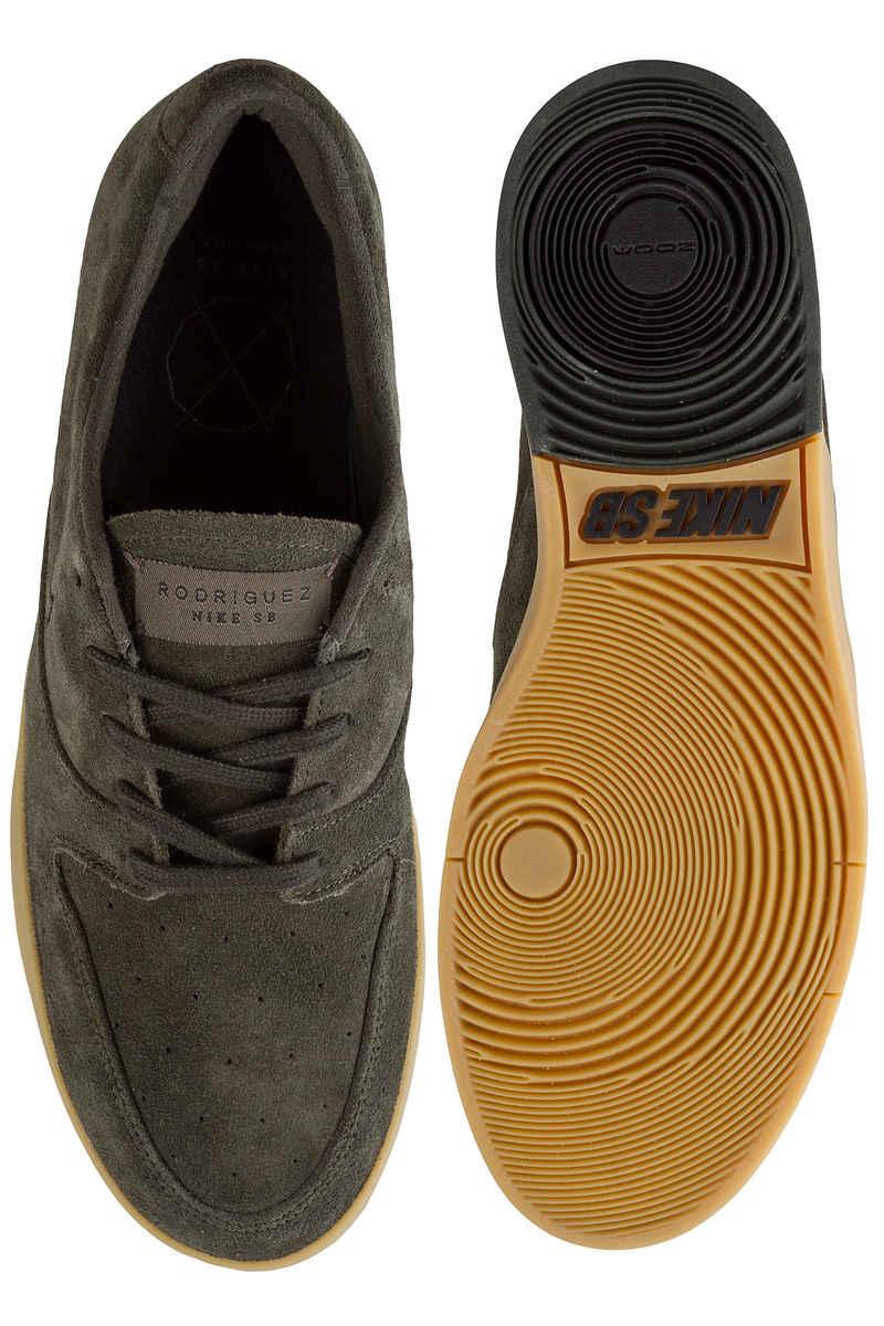 Nike SB Zoom P-Rod X Schoen (sequoia black)