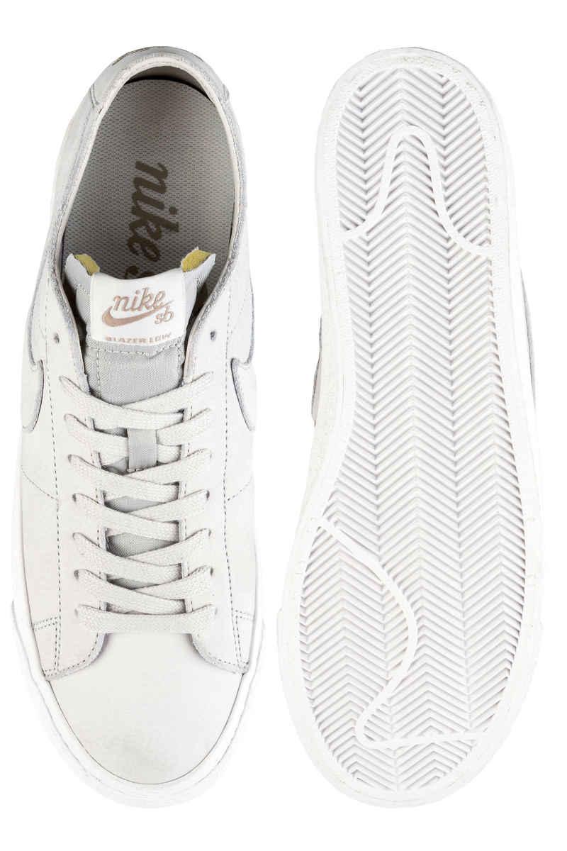 Nike SB Zoom Blazer Low Deconstructed Shoes (light bone khaki)