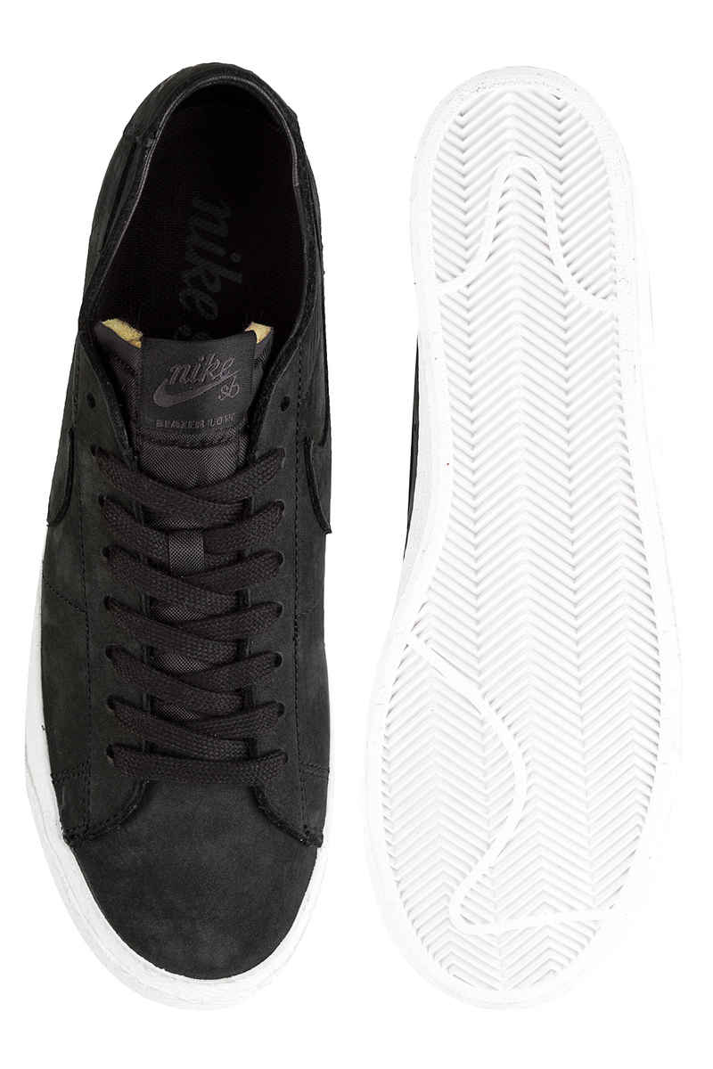 Nike SB Zoom Blazer Low Deconstructed Shoes (black anthracite)