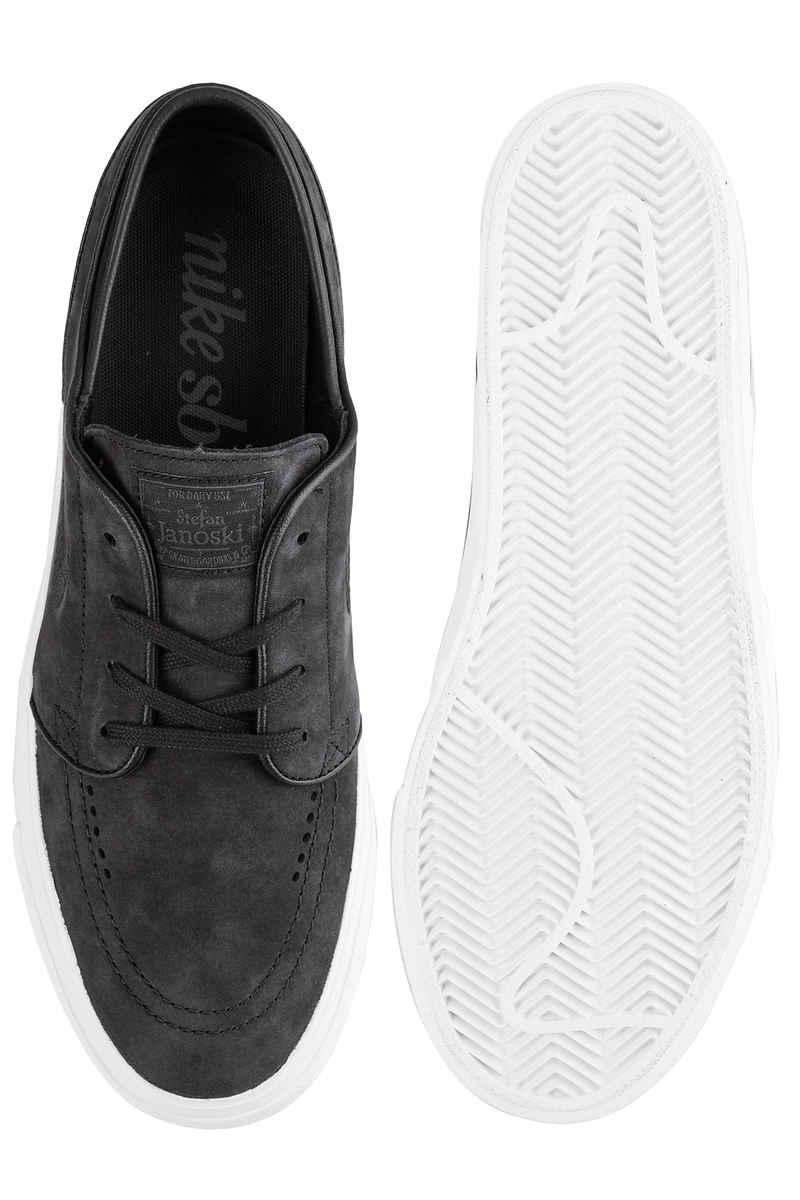 Nike SB Zoom Janoski HT Deconstructed Shoes (black summit white)