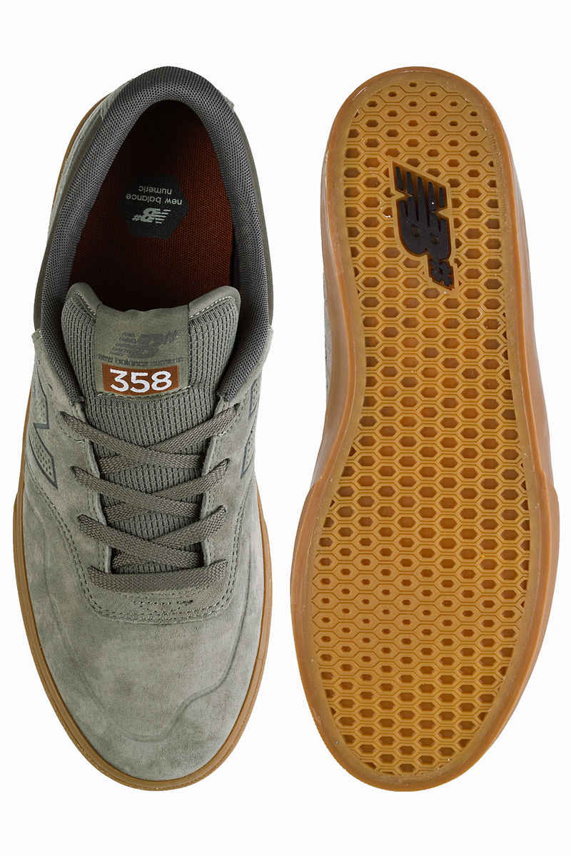 New Balance Numeric Arto 358 Shoes (grey)