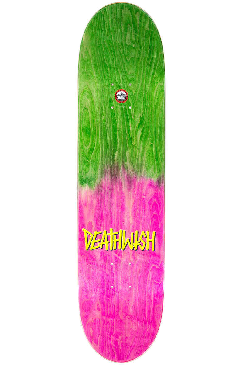 "Deathwish Slash Gang Name Bows 8"" Tavola"