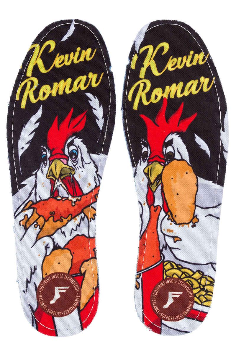 Footprint Romar KRC King Foam Flat Plantilla (multi)