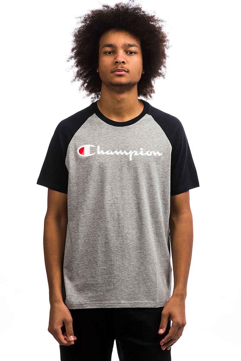Champion Jersey T-Shirt (grey navy)
