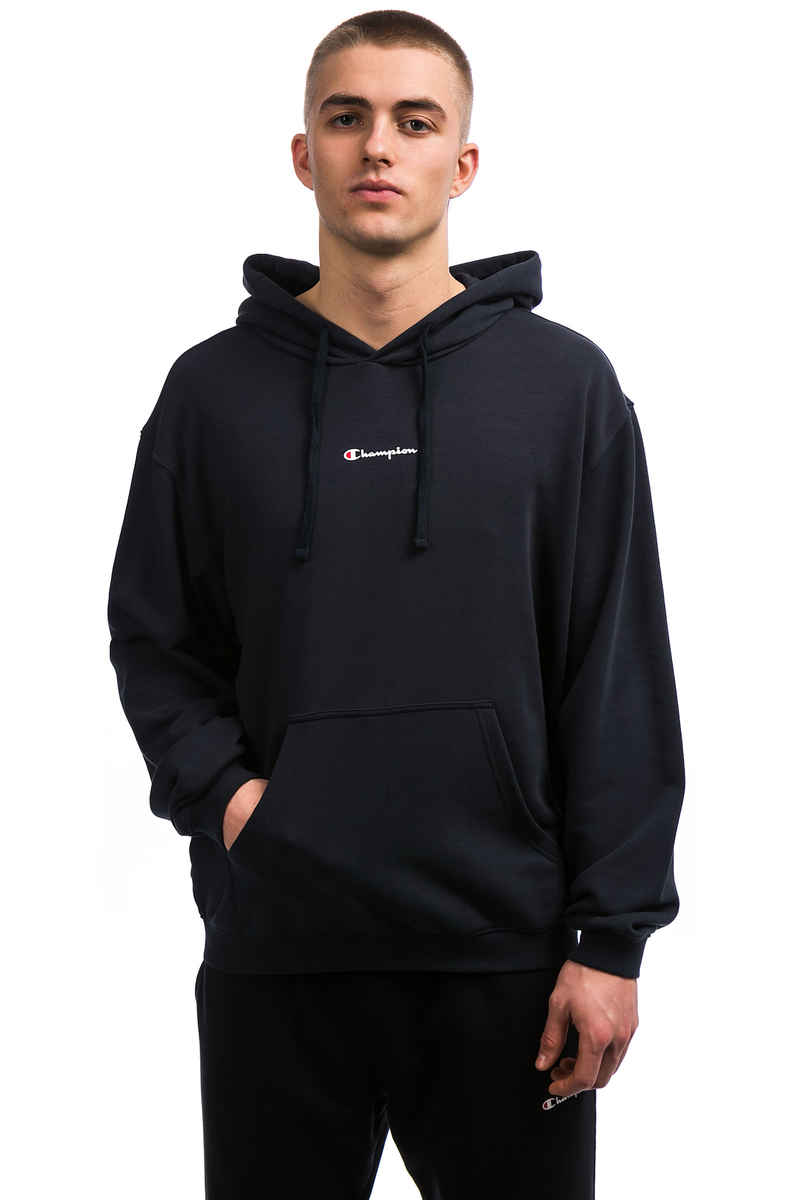 Champion Terry Oversize Hoodie (navy)