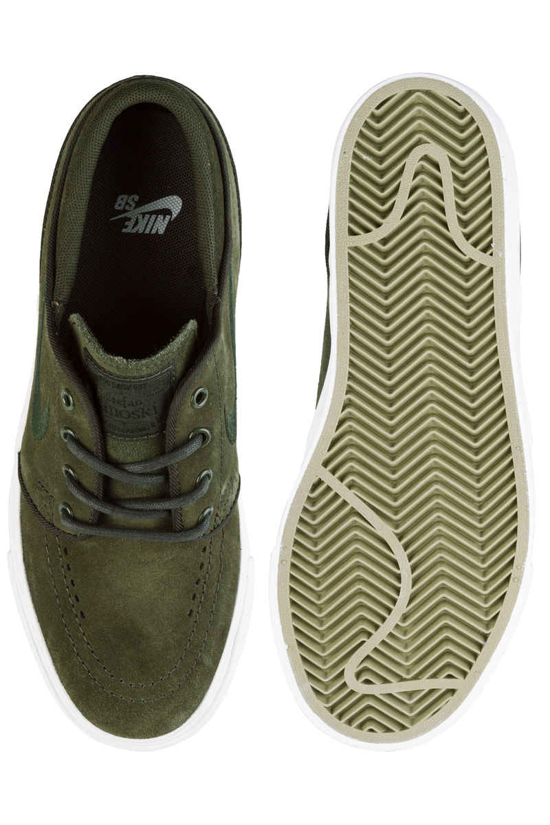 Nike SB Stefan Janoski Zapatilla kids (sequoia neutral olive)