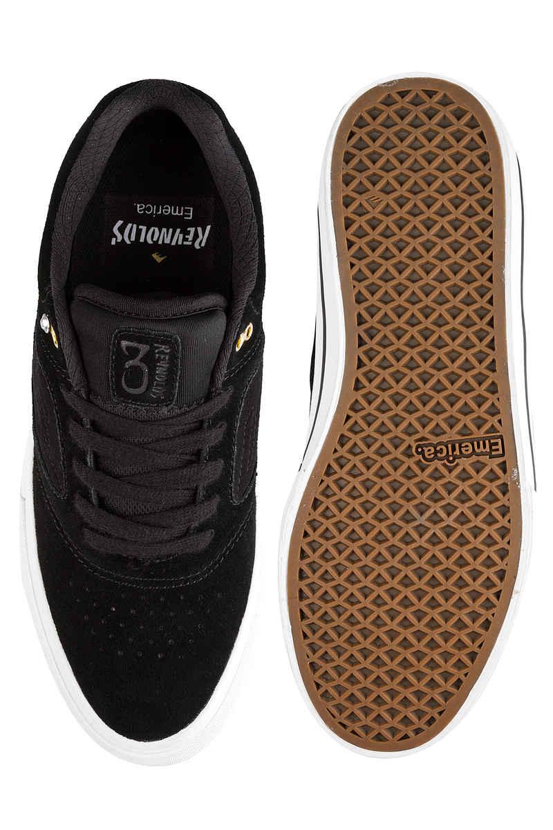 Emerica Reynolds 3 G6 Vulc Schuh (black white gold)