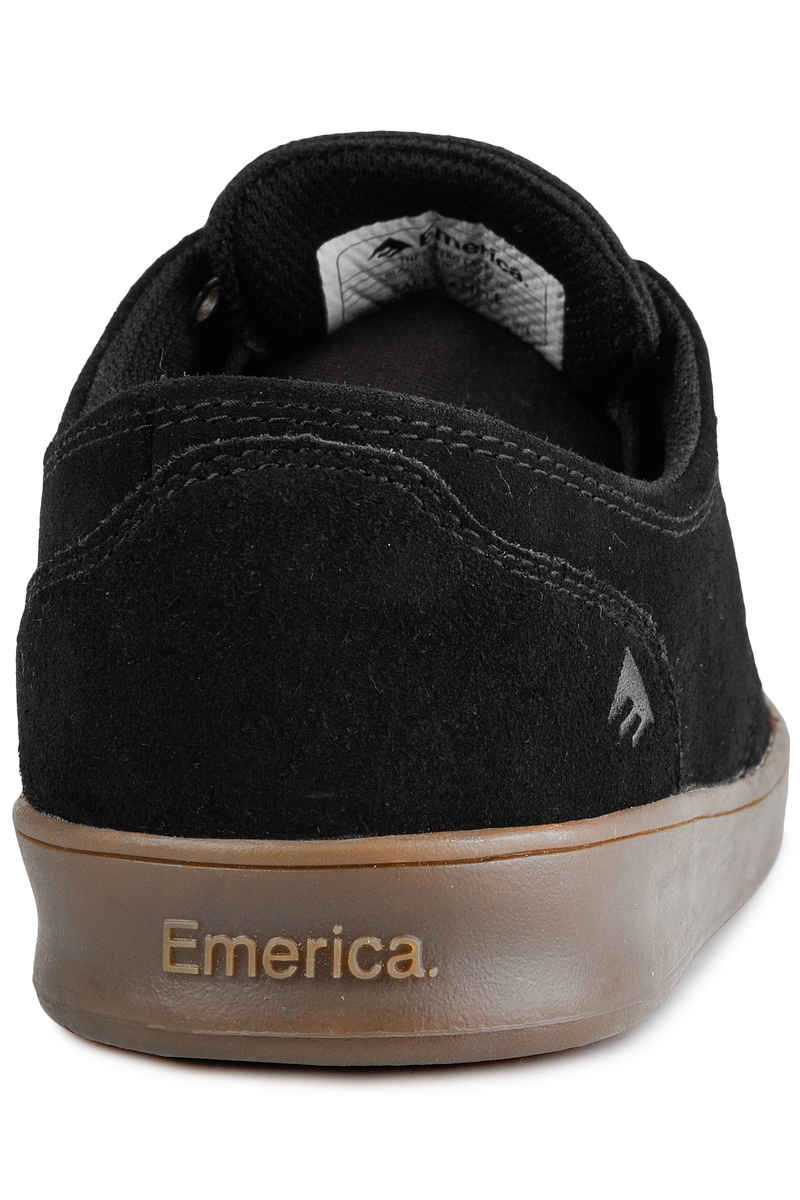 Emerica The Romero Laced Chaussure (black charcoal gum)