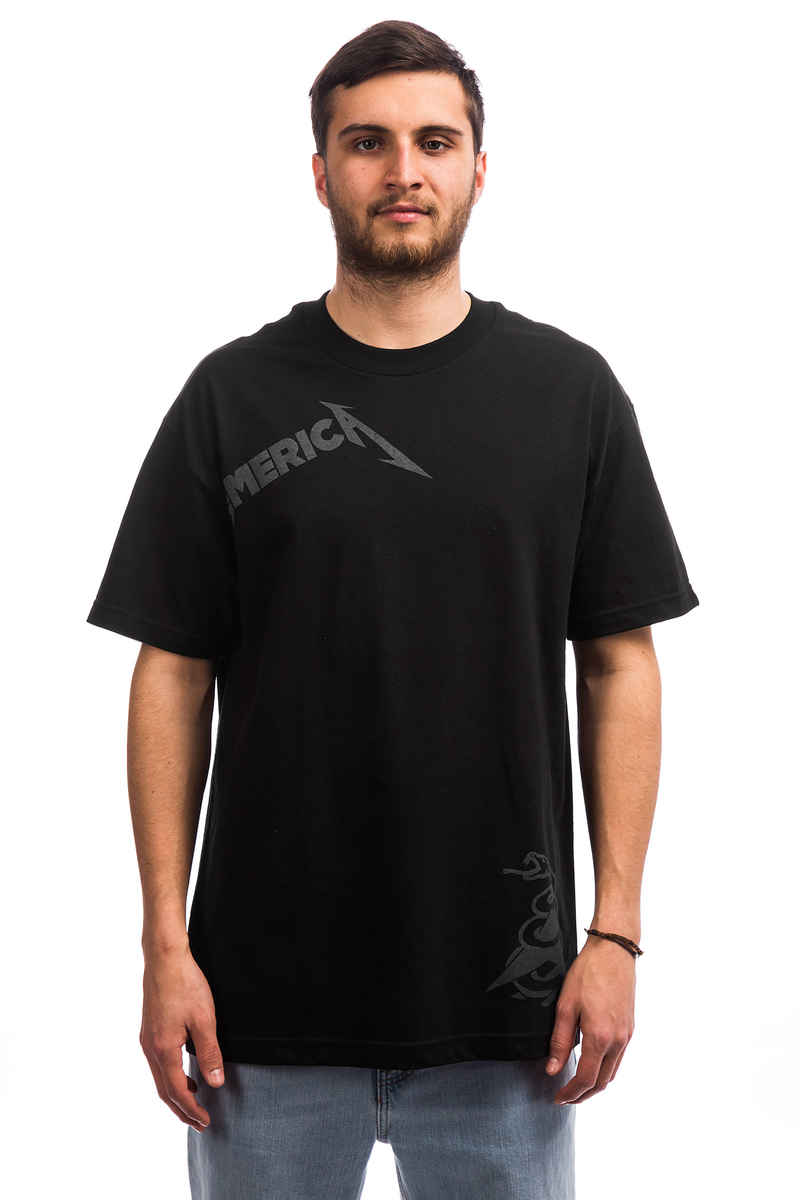 Emerica Amplified T-Shirt (black)
