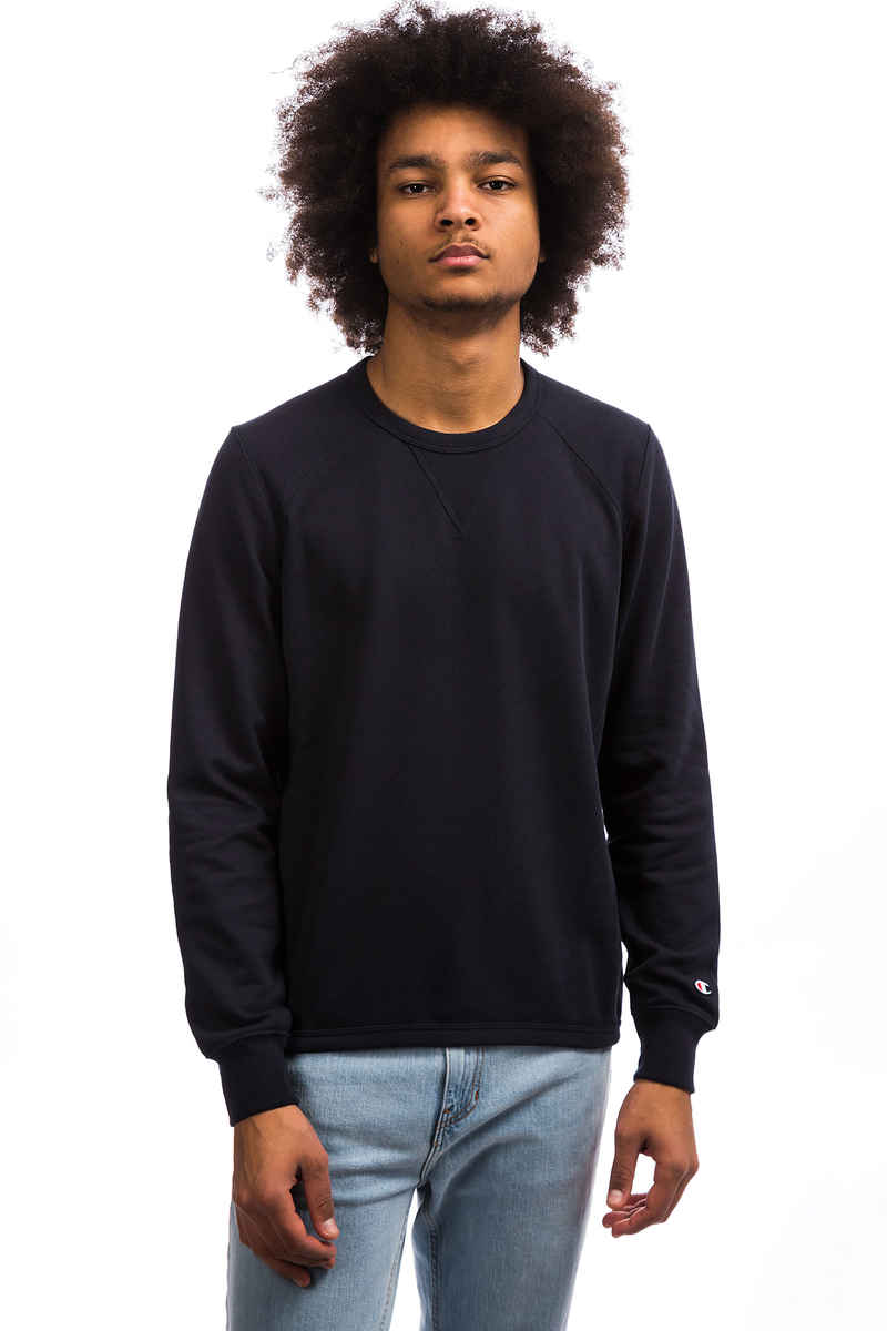 Champion C Logo Sweatshirt (navy)